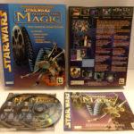 PC Computer Game Big Box CD-ROM ITALIANO - pas cher StarWars