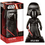 Figurine StarWars : Star Wars VII The Force Awakens Kylo Ren 2 Wacky Wobler Bobble Head Figure FUNKO