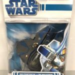 StarWars figurine : TRANSFORMERS Star Wars Crossovers : Obi-Wan Kenobi to Jedi Starfighter MIB 2008