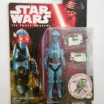 """StarWars collection : Star Wars The Force Awakens Combine 3.75"""" PZ-4CO Droid new sealed"""