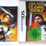 Spiel: STAR WARS CLONE WARS REPUBLIC HEROES - pas cher StarWars