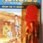 StarWars figurine : KENNER STAR WARS VINTAGE MOC JANN TOSH DROIDS TV SERIES 1985