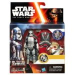 "StarWars figurine : Star Wars Figurine 3,75"" 10 cm Armor Up Serie - B4050 - Captain Phasma - NEUF"