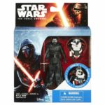 "Figurine StarWars : Star Wars Figurine 3,75"" 10 cm Armor Up Serie - B3888 - Kylo Ren - NEUF"