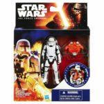 "StarWars figurine : Star Wars Figurine 3,75"" 10 cm Armor Up Serie - B3894 - Flametrooper - NEUF"