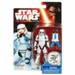 "StarWars collection : Star Wars Figurine HASBRO 3,75"" 10 cm - B4172 - First Order Stormtrooper - NEUF"