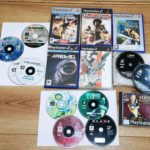 Large PS1 PS2 Sony PlayStation Games Bundle - pas cher StarWars