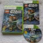 LEGO STAR WARS III 3 THE CLONE WARS XBOX 360 - jeu StarWars