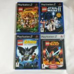 PS2 Lego bundle. star wars, star wars 2, - Occasion StarWars