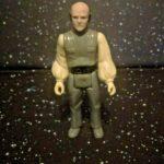 Figurine StarWars : Star Wars figurine Lobot - loose-Kenner 1980