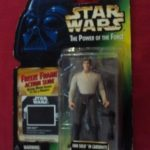 StarWars collection : STAR WARS POTF (POWER OF THE FORCE) FREEZE FRAME HAN SOLO CARBONITE 1997 KENNER