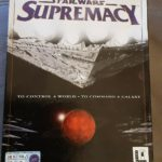 STAR WARS SUPREMACY BIG BOX PC CD ROM GAME BY - Occasion StarWars