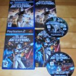 SONY PS2 STAR WARS BATTLEFRONT I (1) & - jeu StarWars