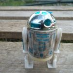 StarWars figurine : R2D2 / Star Wars vintage Kenner ANH loose Action Figure Figurine 77*