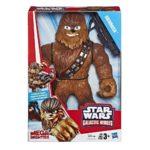StarWars figurine : Star Wars Galactic Heroes Mega Mighties Chewbacca 10-Inch Action Figurine