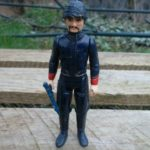 StarWars collection : Bespin Security Guard  / Star Wars vintage ESB loose Action Figure Figurine 80*