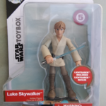 StarWars collection : STAR WARS TOYBOX •  DISNEY Luke Skywalker Action Figure FIGURINE Toy SEALED BOX
