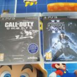 Call of duty ghost neuf et star wars occasion - jeu StarWars