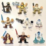 StarWars collection : CHOOSE: 2004 Star Wars Galactic Heroes Figurines * Combine Shipping!