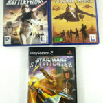 Lot de 3 jeux Playstation 2 PS2 VF  Star Wars - Avis StarWars