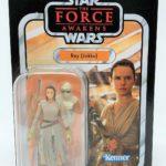 StarWars collection : Star Wars Vintage Collection VC116 Rey Jakku 9.5cm Action Figurine Kenner Carte