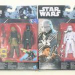 Figurine StarWars : Star Wars Rogue un Commando Pao Mort Trooper Snowtrooper Poe Dameron 9.5cm Jouet