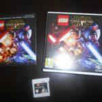 Jeu Nintendo 3ds LEGO Star wars le réveil de - pas cher StarWars