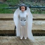 StarWars figurine : Princess Leia Organa / Star Wars vintage Kenner ANH loose Action