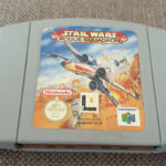 Nintendo 64 N64 Game Star Wars Rogue Squadron - Bonne affaire StarWars