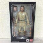 StarWars figurine : Sh S.H.Figurines Obi-Wan Kenobi (Attaque des Clones) Star Wars Bandai Japon