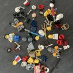 StarWars figurine : Lot De Pièces En Vrac Lego Pour Compléter Figurine Personnage Kg No Star Wars...