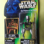 Figurine StarWars : STAR WARS ASP 7 - POWER OF THE FORCE - ANNEE 1996 - REF 2904