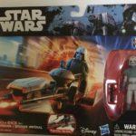 "Figurine StarWars : NIB Disney Star Wars Rebels Pilot and Imperial Speeder 3 3/4"" Vehicle Toy Figure"