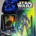 Figurine StarWars : STAR WARS - 4-LOM - NEW 1997 - The Power of the Force