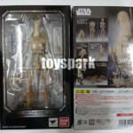 StarWars collection : japan Ver S.H.Figuarts Star Wars Attack of the Clones BATTLE DROID action figure