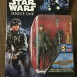 StarWars collection : petite figurine star wars sergeant jyn erso 9 cm