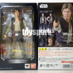 StarWars figurine : japan Bandai S.H.Figuarts Star Wars Episode 4 A New Hope HAN SOLO action figure