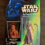 Figurine StarWars : Kenner Star Wars The Power of the Force: Princess Leia Organa as Jabbas Prisoner