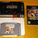 STAR WARS EPISODE I RACER Nintendo 64 N64 - jeu StarWars