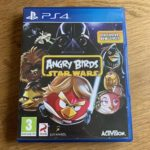 Angry Birds Star Wars Sony Playstation 4 PS4 - jeu StarWars