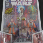 Figurine StarWars : Figurine Star wars Comic packs #1 Plourr ilo et Dllr Nep Hasbro