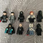Figurine StarWars : star wars lego lot figurine  empire en tres bon etat
