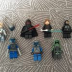 StarWars collection : star wars lego lot de figurine en tres bon etat