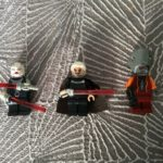 StarWars figurine : star wars lego lot de figurine en tres bon etat