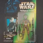 StarWars collection : Star Wars The Power Of The Force The Empire Strikes Back 4-LOM Kenner 1997