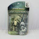 StarWars collection : Figurine HASBRO STAR WARS BATTLEFRONT SCOUT TROOPER FIGURE