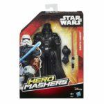 StarWars figurine : Star Wars Hero Mashers DARK VADOR DARTH VADER Figurine HASBRO Disney neuf