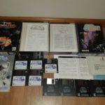 Star Wars - X Wing + Tie Fighter Space Combat - Occasion StarWars