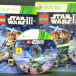 "X-BOX 360 SPIEL "" LEGO STAR WARS III (3) THE - pas cher StarWars"