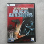 Star Wars Galactic Battlegrounds . PC CD-ROM - Avis StarWars
